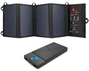 1byone_solar_charger_and_power_bank