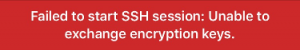 iOS_Failed_to_start_SSH_session
