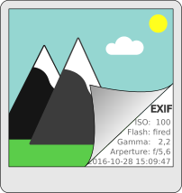 Manage photo EXIF data via terminal - Experiencing Technology